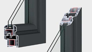 Profili PVC