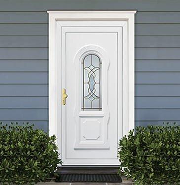 Porte d'ingresso in PVC gamma Clasic