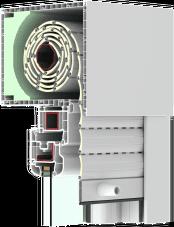 Serrande sovrapposte Klassik-170