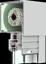 Serrande sovrapposte Klassik-210