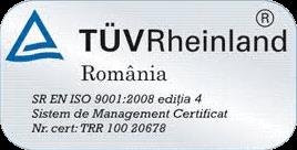 Certificazioni TUV Rheinland