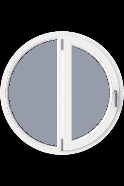 Tipi di forme atipiche per le finestre in PVC